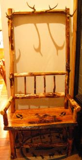 Rannels Rustic Log Furniture